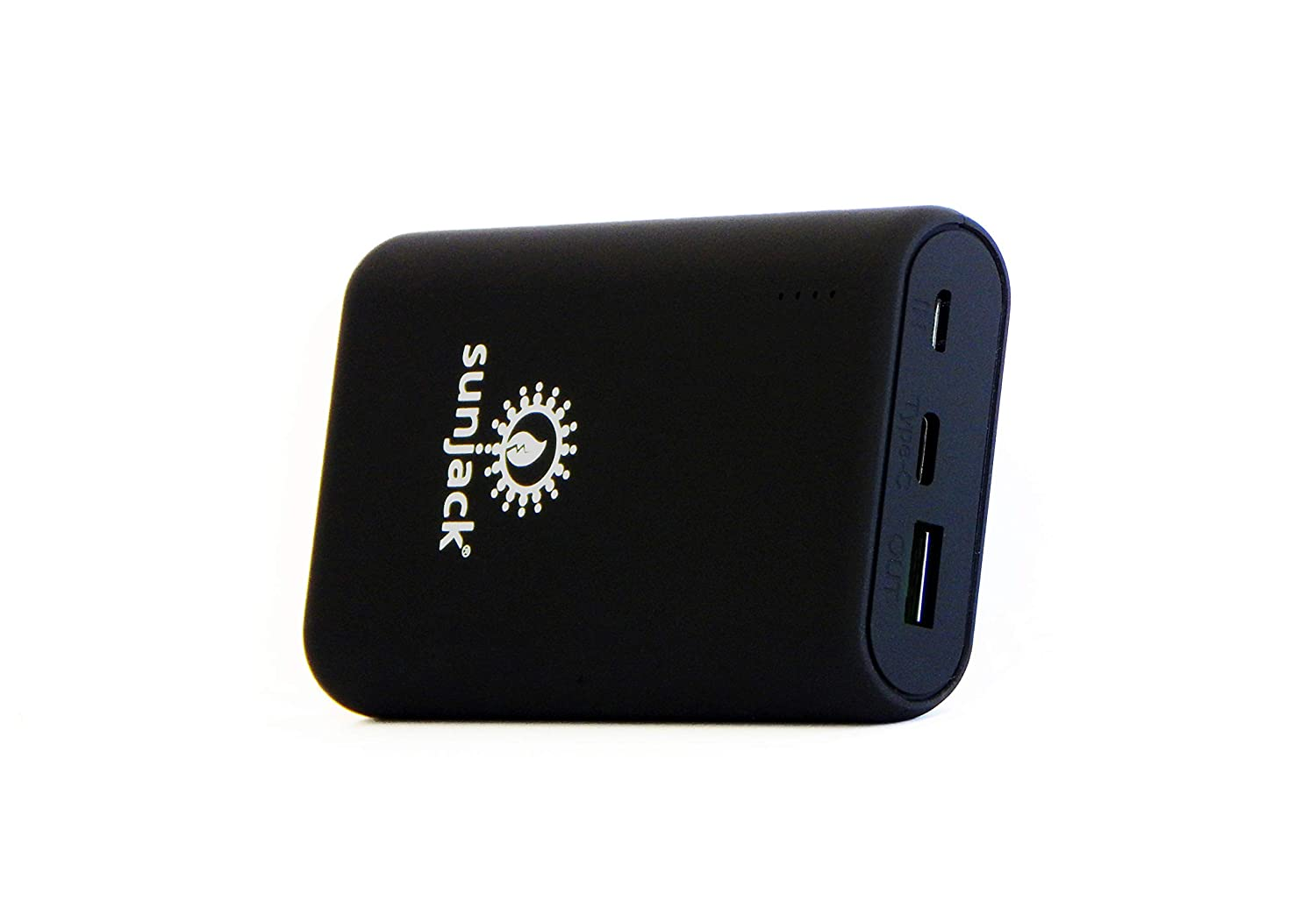 Amazon.com: sunjack 8000 mAh Portable USB Power Bank ...