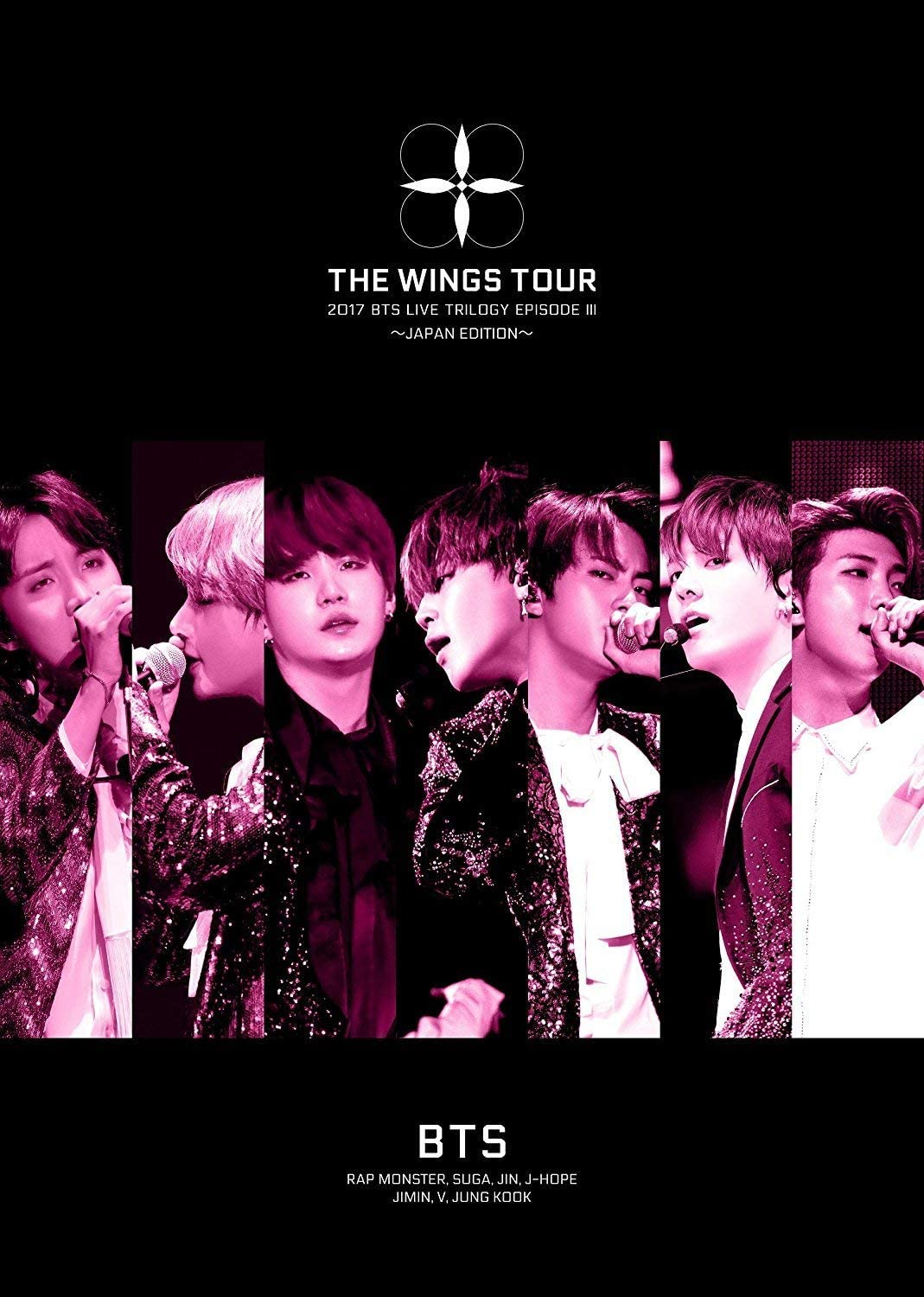 Amazon Co Jp 2017 Bts Live Trilogy Episode Iii The Wings Tour