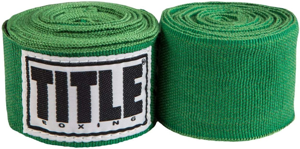 Title Boxing Traditional Weave Junior Handwraps