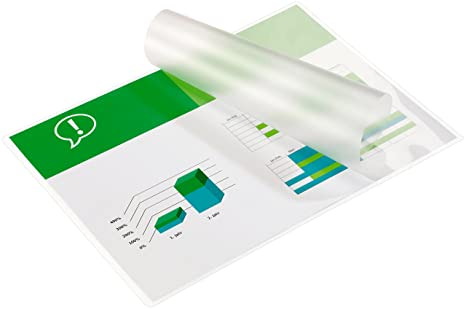 GBC 3740449 - Carteras de Plastificación con brillo, A4, 2 x 250 micras, pack de 50