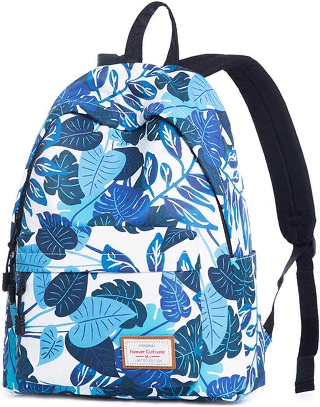 School Backpack Laptop Bag Girl Kid Boy Teen Bookbag Travel Daypack