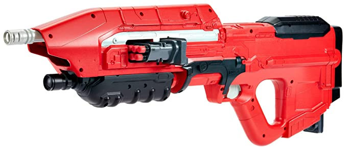 Review BOOMco DXD58 HALO UNSC MA5 Blaster