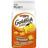 Pepperidge Farm Goldfish CheddarCrackers, 6.6 Ounce Bag, 6 Count