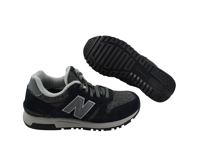 New Balance Ml565 - Zapatillas Hombre 39.5 EU|Negro/Gris