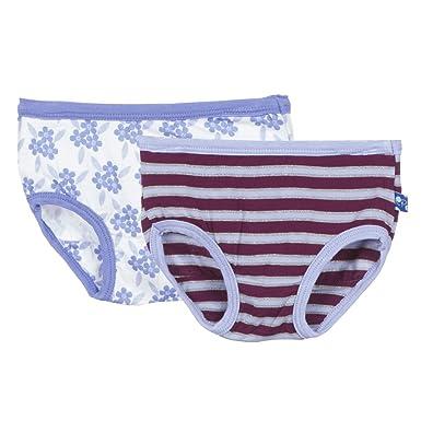 e803b89770 Amazon.com  Kickee Pants Girls  Underwear Set Prd-kpu489-Gtsfmft ...