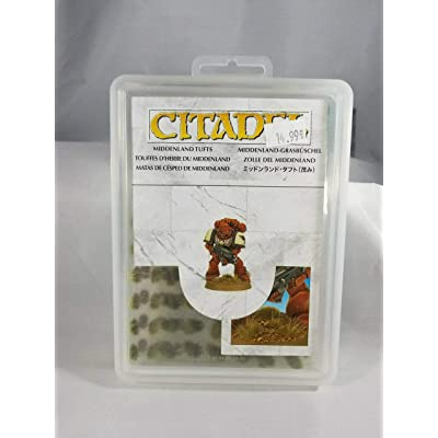 Games Workshop Citadel Middenland Tufts Bases: Toys & Games