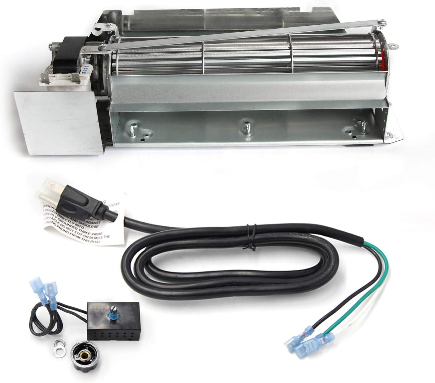 Hongso FBK-200 Kit de Ventilador de Repuesto para Chimenea para Lennox Superior FBK-200: Amazon.es: Hogar
