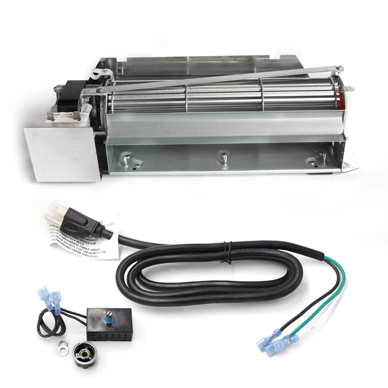 Hongso New FBK-200 Replacement Fireplace Blower Fan KIT for Lennox Superior FBK-200