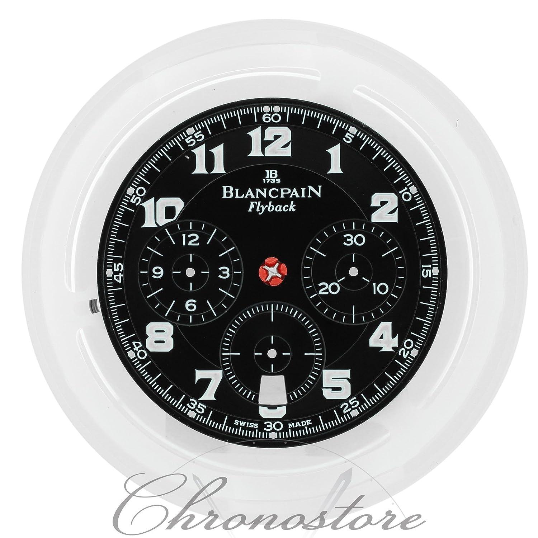 Blancpain Leman Chronograph Flyback 2185 F-1130–63 30 mm Zifferblatt fÜr 38 mm Armbanduhr