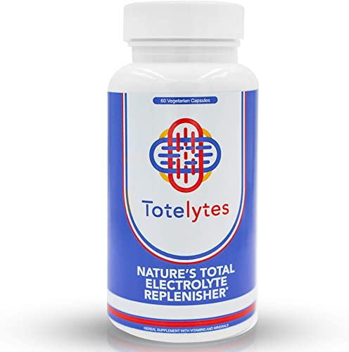 Totelytes Energy Supplement