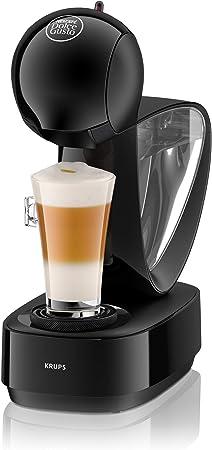Krups - Cafetera Dolce Gusto Infinissima KP170810, 15 Bares de presión, Depósito de agua de 1,2 L Potencia 1500W ...