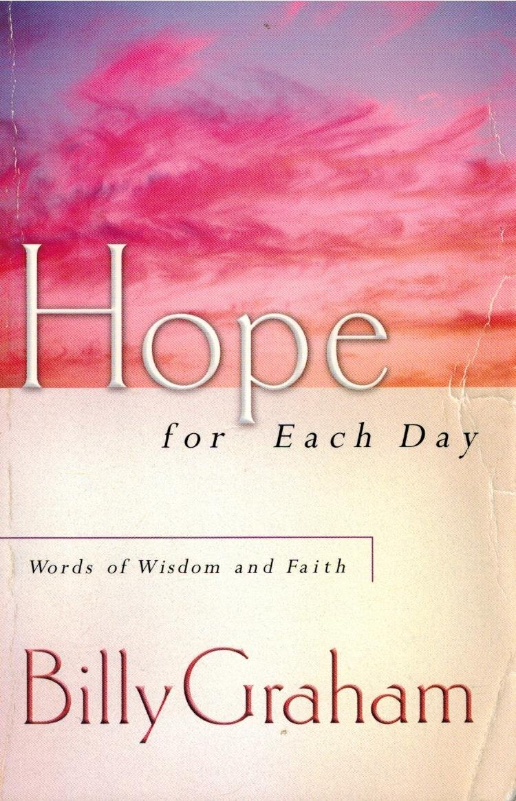 Download Hope for Each Day (Words of Wisdom and Faith) pdf