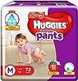 Huggies Wonder Pants Medium Size Diapers (72 Count)