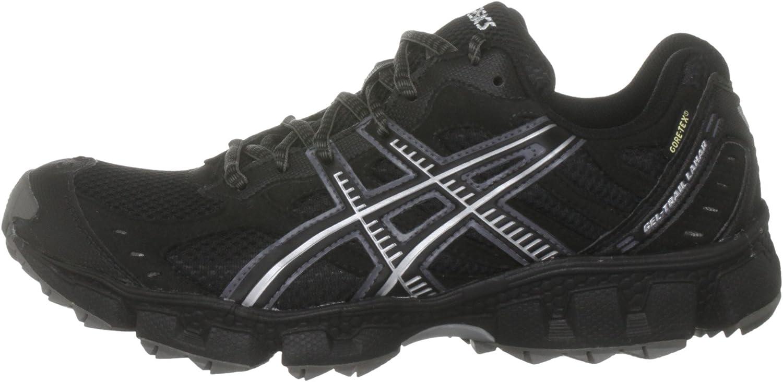 Respecto a construcción naval Establecimiento  Amazon.com | ASICS Gel-Lahar 3 Gore-TEX Trail Running Shoes - 15 - Black |  Running