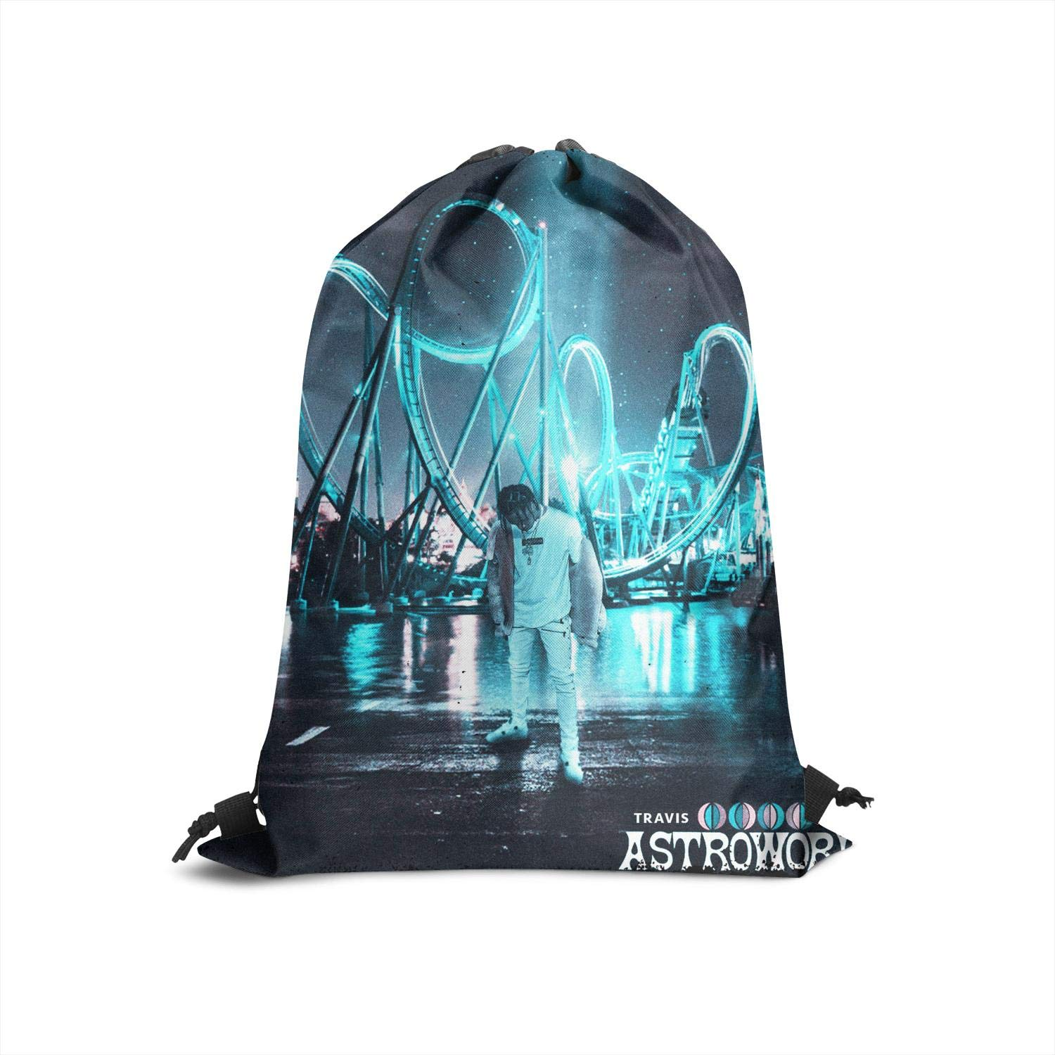 64aac3c34d00 Amazon.com: YAYAZANPl Drawstring Backpack Dancing Bag Athletic ...