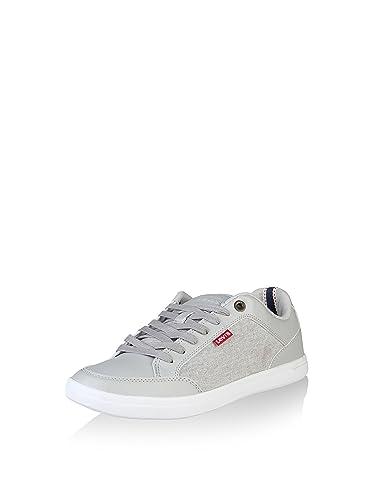 Levi's Sneaker Grigio Chiaro EU 47: Amazon.it: Scarpe e borse