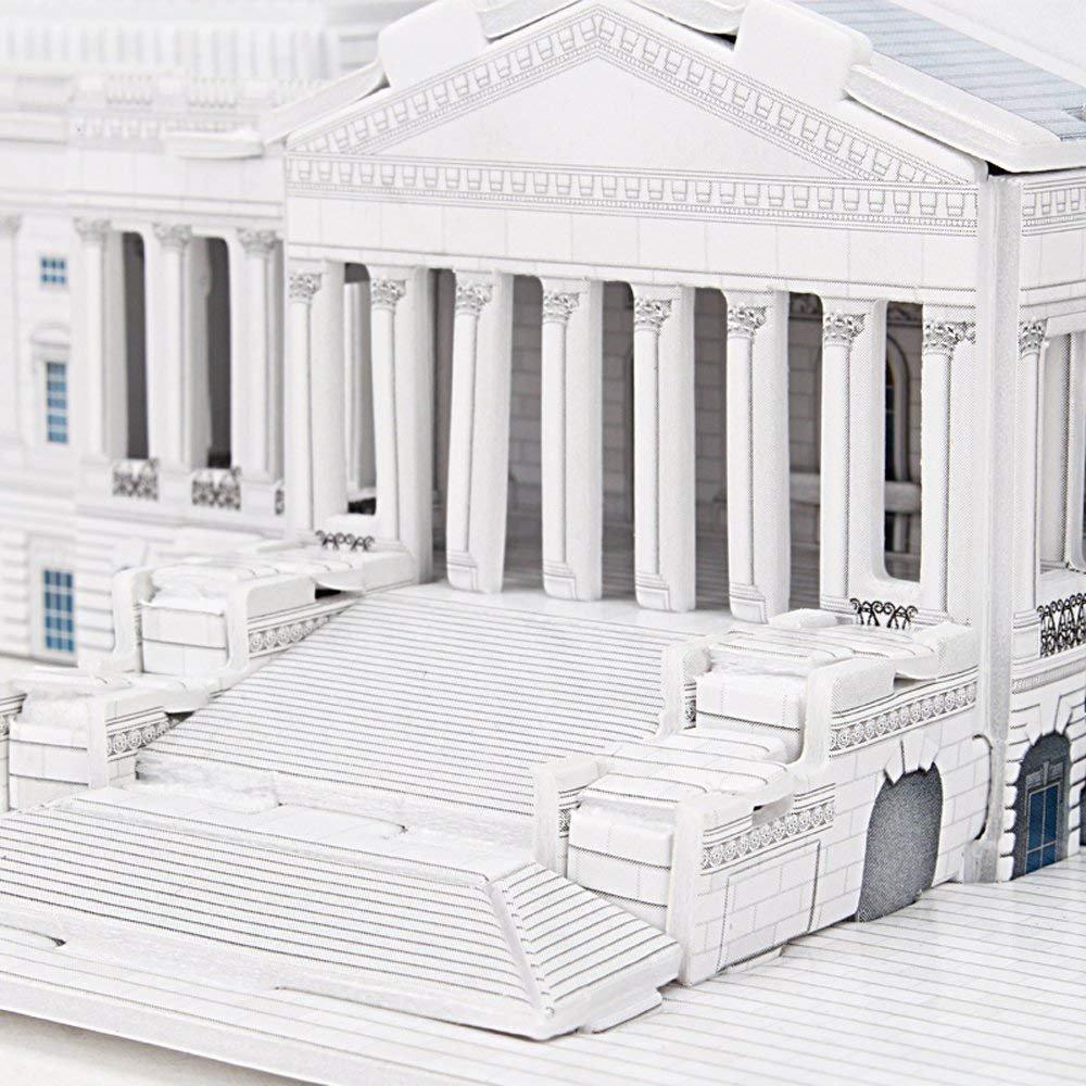 Statue of Liberty 3D Puzzle, 39 Pieces CubicFun 2308-8