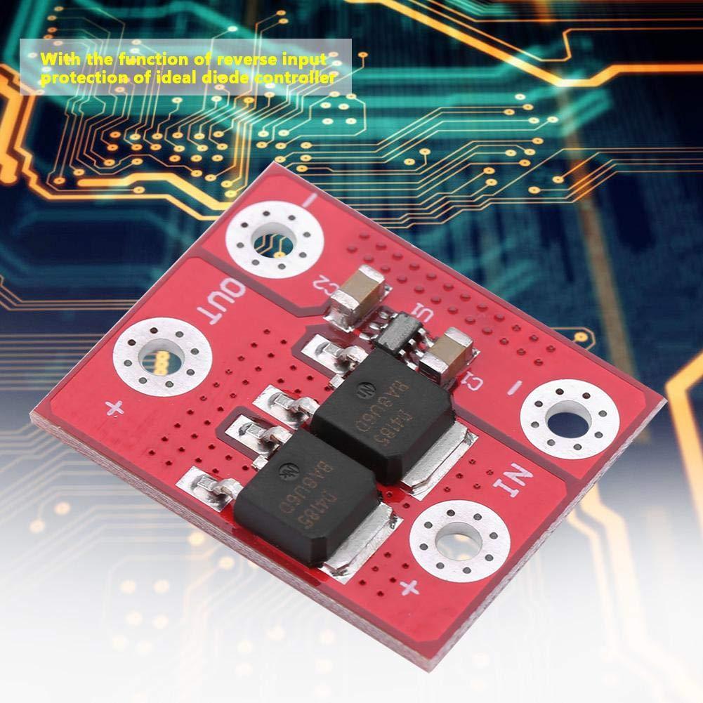 batterie de panneau solaire 15A 3-28V 23x28mm chargeant le module de contr/ôleur de diode id/éale de protection contre lirrigation id/éale Diode id/éale