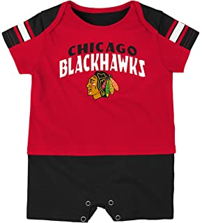 premium selection 90db3 248bf Amazon.com : Outerstuff Chicago Blackhawks Baby/Infant ...