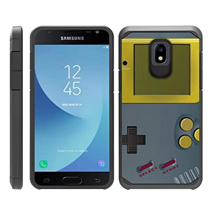 Amazon.com: TurtleArmor Funda para Samsung Galaxy J3 (2018 ...