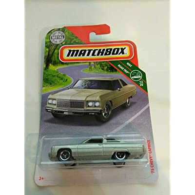 Matchbox 75 Chevy Caprice MBX Road Trip 13/20: Toys & Games