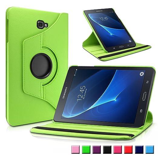 86 opinioni per Samsung Galaxy Tab A 10.1 Custodia Case, Infiland Slim girevole in pelle Smart