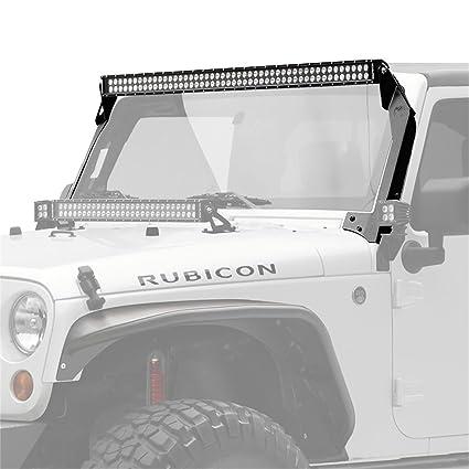 amazon com kc hilites 366 overhead mount c50 led bar and bracket rh amazon com KC 6315 6316 Harness wiring kc lights jeep jk