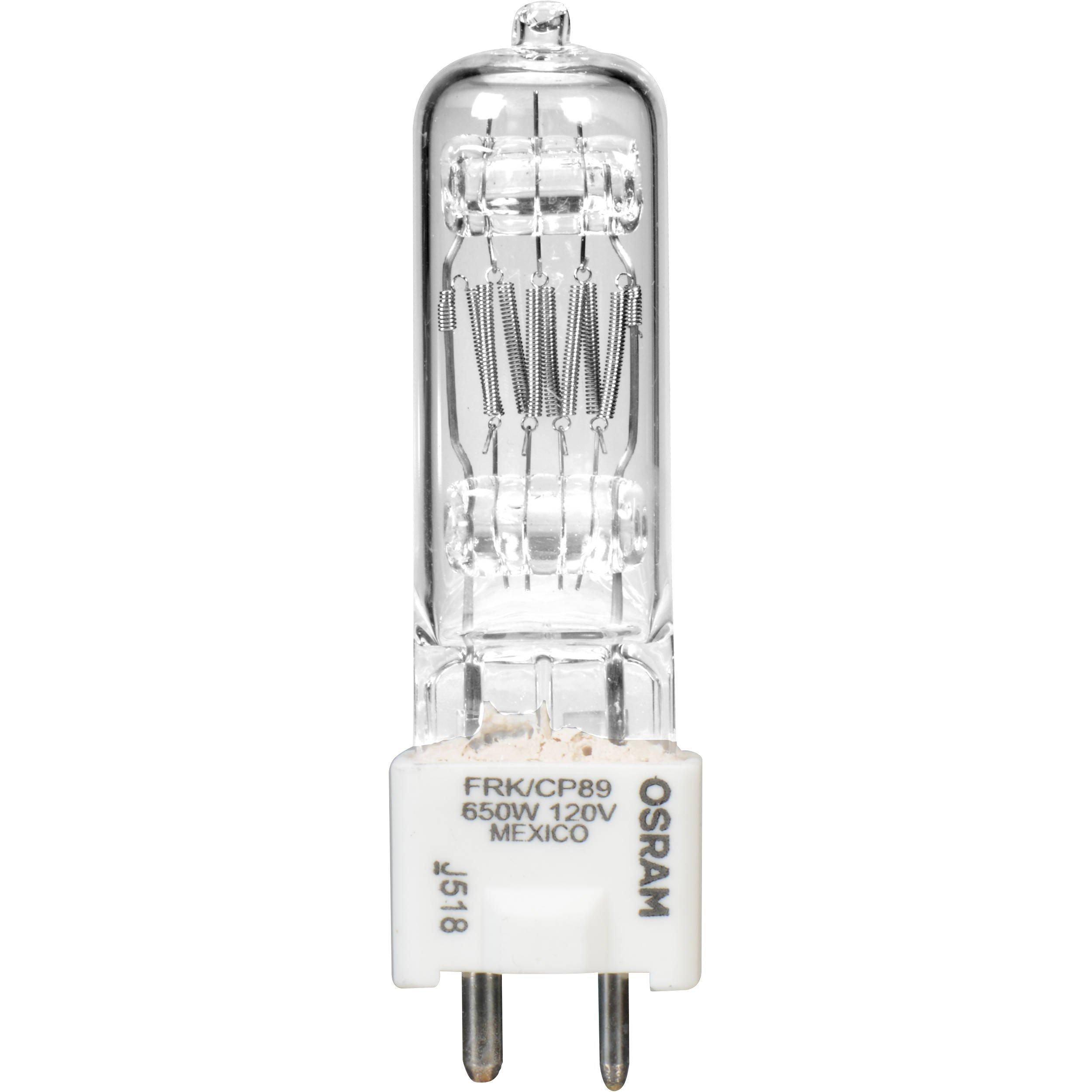 OSRAM 597570 650 watt Bulb for Film Gear 650 watt Fresnel