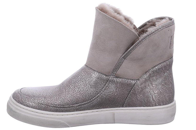 Josef Seibel 85323-LA33 Caro 23 Damen Stiefel Stiefeletten Boots Lammfell