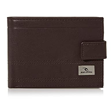 0b393535fd Amazon.com  Rip Curl Reflect Clip Pu All Day Wallet One Size Black ...