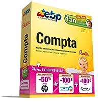 EBP Compta Pratic 2011 + 1 an assistance téléphonique + offres Entrepreneurs