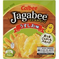 卡乐比 日本进口零食品薯条淡咸味 90g *2(日本进口)(亚马逊自营商品, 由供应商配送)