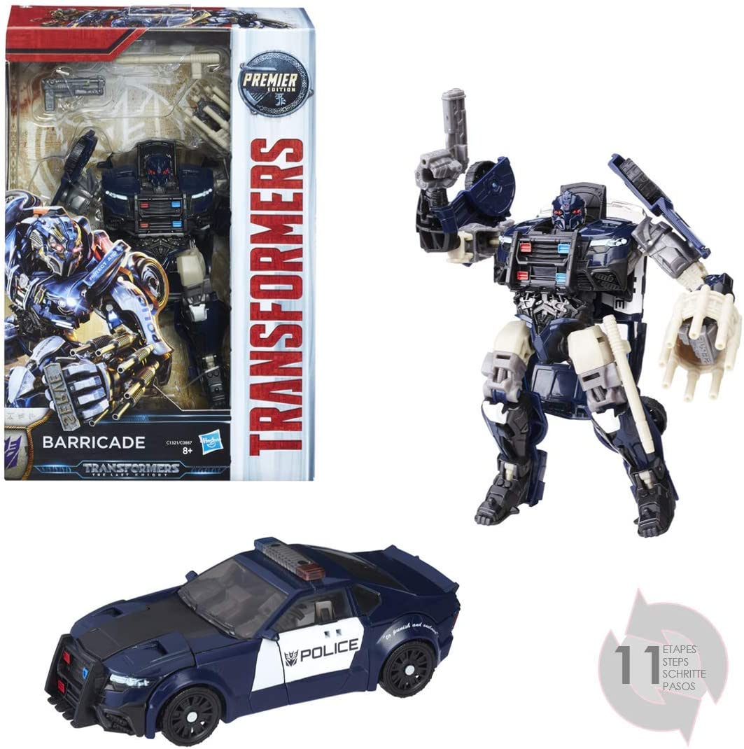Transformers - Deluxe barricade (Hasbro C1321ES0) , color/modelo surtido