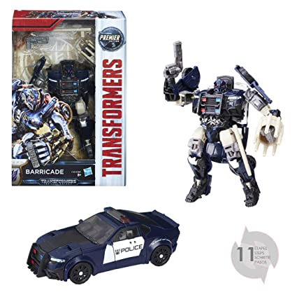 Transformers C1321es0 Transformers Transformers Barricadehasbro Barricadehasbro C1321es0 Deluxe Deluxe Barricadehasbro Deluxe b6Y7gyvf