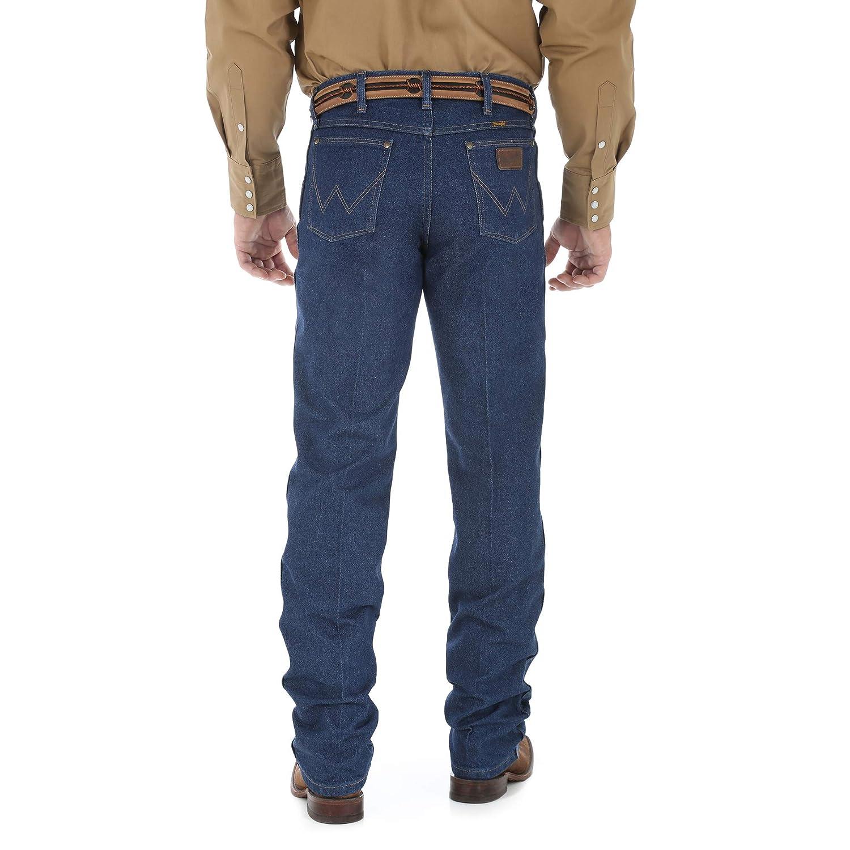 34348698 Wrangler Men's Premium Performance Cowboy Cut Regular Fit Jean at Amazon  Men's Clothing store: