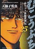 むこうぶち―高レート裏麻雀列伝 (25) (近代麻雀コミックス)