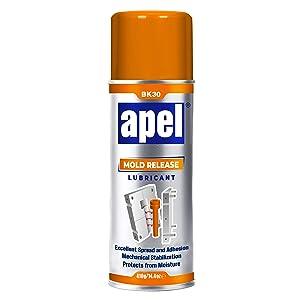 APEL Silicone Mold Release Spray (14.4 oz) Release Agent Aerosol Spray