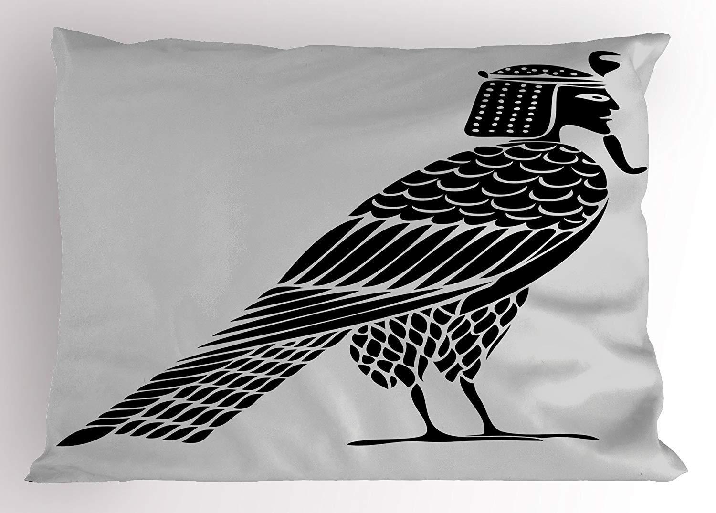 LsrIYzy Ankh - Funda de almohada con diseño de símbolo egipcio ...