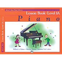 Alfred's Basic Piano Course Lesson Level 1A with CD: Universal Edition (Alfred's Basic Piano Library)