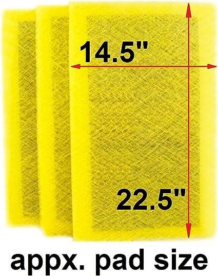 3 Garrison GAR-P6100 Replacement Filters Free Shipping B