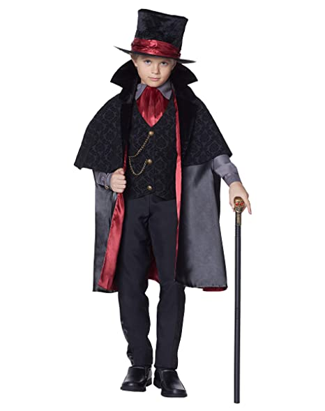 Spirit Halloween Kids Vampire Costume , The Signature Collection
