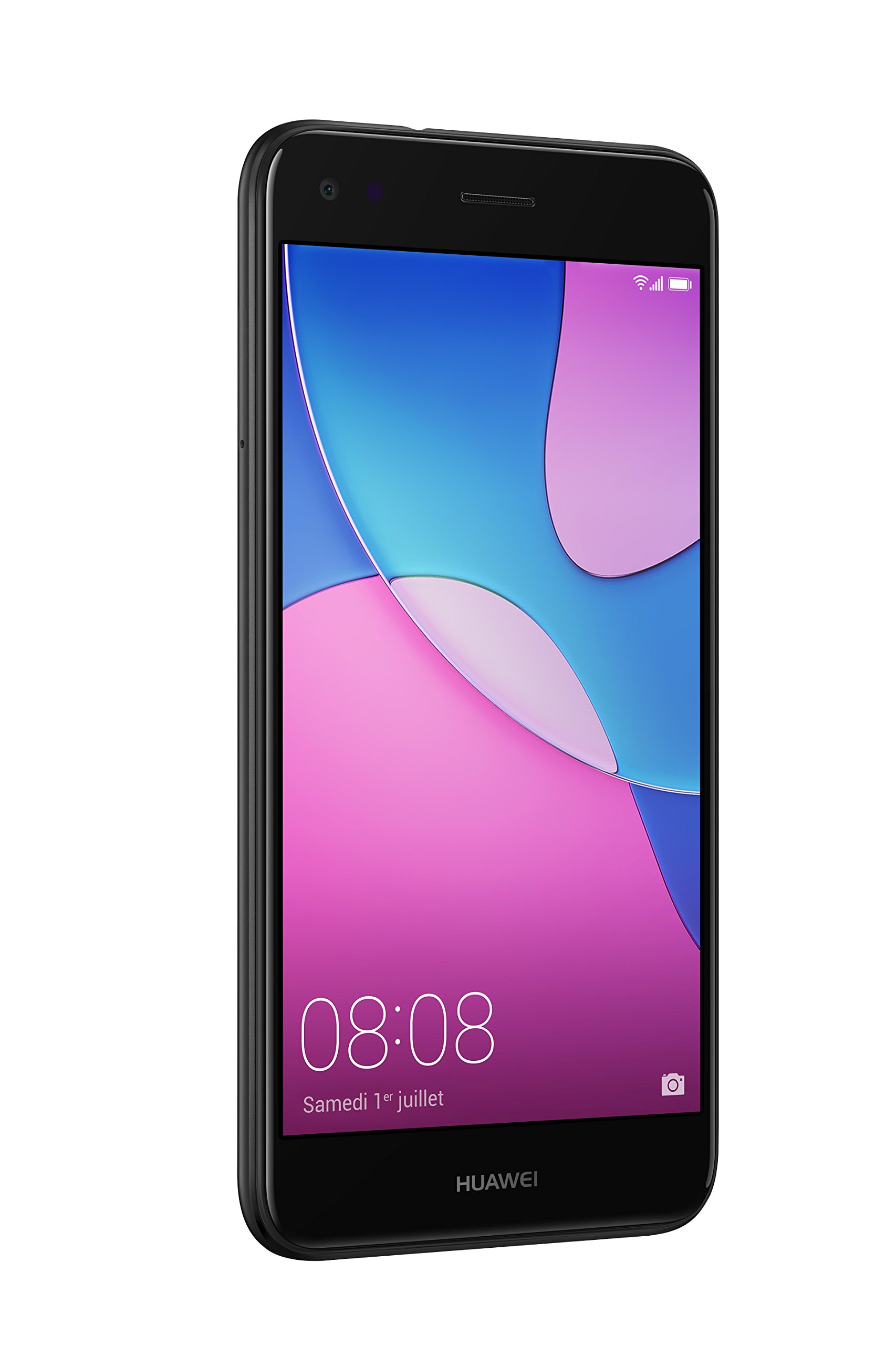 Huawei Y6 Pro 2017 Dual-SIM black Android 7 0 Smartphone: Amazon co