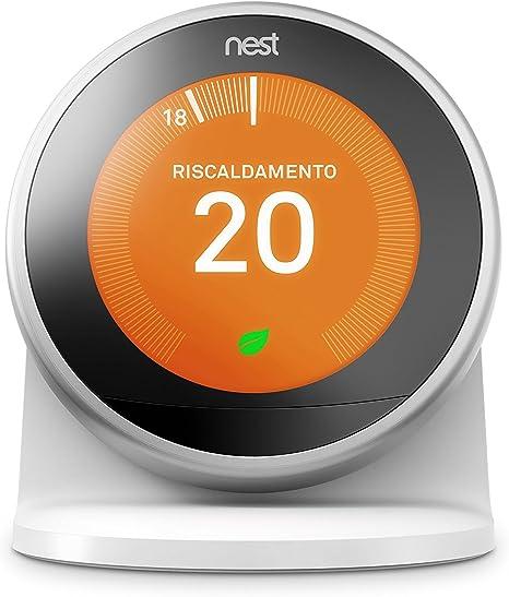 Nest AT2100EX Soporte para Termostato, Blanco: Amazon.es: Bricolaje y herramientas