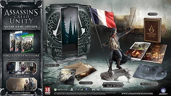 Ubisoft Assassins Creed - Juego (Xbox One, Acción / Aventura, M ...