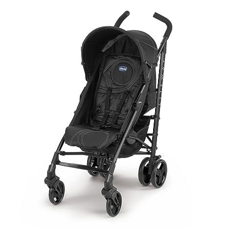 Chicco Lite Way - Silla de paseo (0 a 3 años), color negro ...