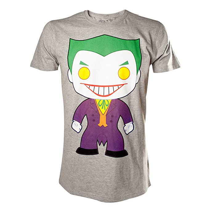 Camiseta Funko Pop Joker talla L