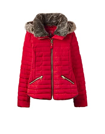 incredible prices reasonable price top quality Joules Gosling Ladies Padded Warm Short Winter Coat Removable Faux ...