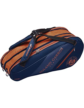 0edb6fbb05 Babolat Sac raquette extensible Roland-Garros - bleu