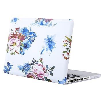 MOSISO Funda Dura para Old MacBook Pro 13 Pulgadas con CD-Rom A1278 (Versi&