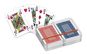 Cartamundi 102005429 Ace Patience - Juego de 2 Cartas con ...